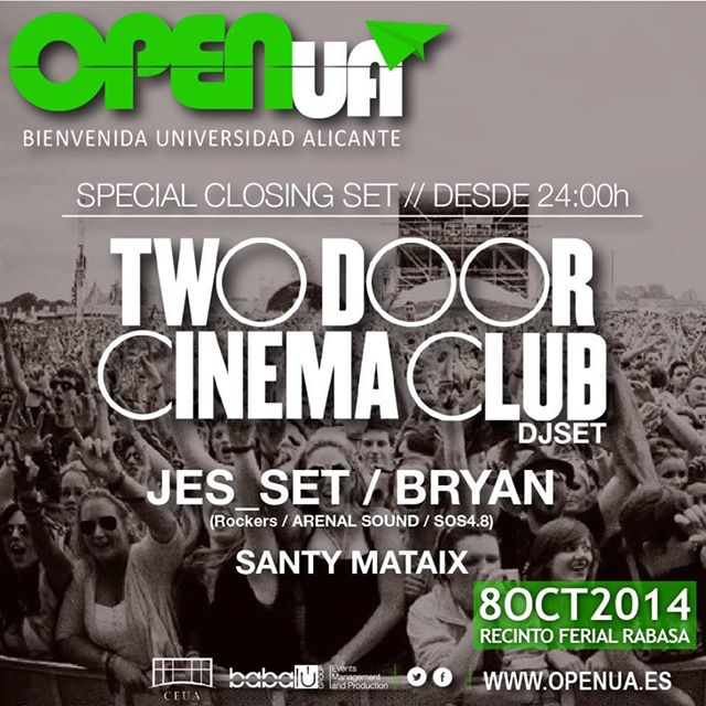 Santy Mataix dj OpenUA2014