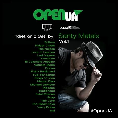 Santy Mataix OpenUA set