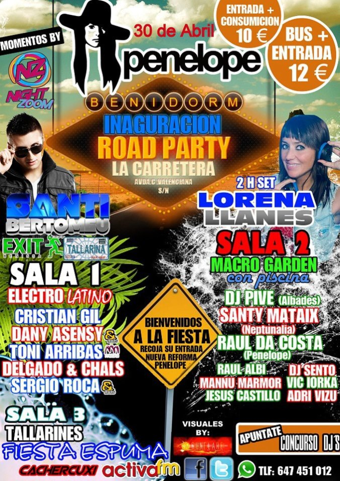 party road 1