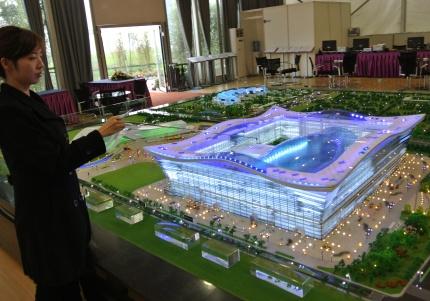El edificio más grande del mundo, abre sus puertas en China