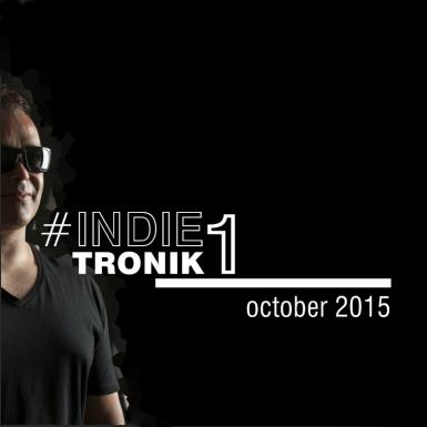 Santy Mataix IndieTronik 1 portada